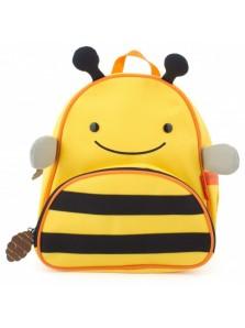 Rp 350.000  Tas Lebah SkipHop Zoo Pack Bee SkipHop     Kode Produk:210205     Ketersediaan:Tersedia     Berat:1,00 kg Fitur produk :     Didesain dengan karakter lebah yang lucu dan unik     Menggunakan bahan poly-canvas yang kuat sehingga lebih tahan lama     BPA free     Terdapat kantong jala untuk menaruh botol minum     Tali tas yang nyaman untuk dibawa anak anda     Dapat menulis nama anak anda di tag dalam tas agar tidak tertukar     Mudah dibersihkan     Ukuran produk : 26 x 30 x 12 cm   100% ORIGINAL