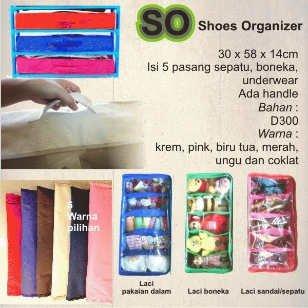 Rak Laci Serbaguna (Merapikan Sepatu,Boneka,buku dll)     Satuan 60.000     3-5 = 55.000     6-11 = 50.000     12-dst = 45.000