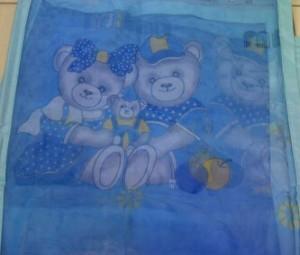 Biru Beruang Elegan