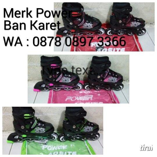 MERK POWER BAN KARET RP.280.000