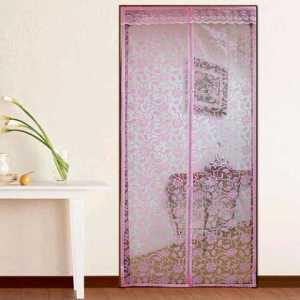 Pink Batik bunga