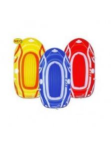 Rp 165.000 Bestway Perahu Tidal Wave Bestway     Kode Produk:61050     Ketersediaan:Tersedia     Berat:2,00 kg  Perahu Tidal Wave - 61050     Untuk 1 orang     Kapasitas maksimum 80 kg     Alas perahu dipompa untuk menambah kenyamanan     Tersedia 3 pilihan warna : kuning, biru, merah     Termasuk lem penambal     Ukuran produk (sebelum ditiup) : 153x97 cm     Ukuran produk (sesudah ditiup) : 145x87 cm     Ukuran packaging 30x8x29cm