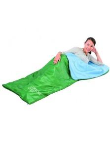 Rp 200.000 Bestway Sleeping Bag Bestway     Kode Produk:67060     Ketersediaan:Tersedia     Berat:2,00 kg  Fitur Produk :      Di desain dengan bentuk yang nyaman untuk anda pada saat tidur      Menggunakan bahan polyester sehingga melindungi anda dari hujan     Dapat digunakan dalam suhu lebih dari 1oC     Ukuran produk : 180 x 76 cm