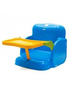 Rp 280.000 Bangku Anak Kids Kit Easy Seat Kids Kit     Kode Produk:92900     Ketersediaan:Tersedia     Berat:7,00 kg Fitur produk :     Didesain dengan bentuk yang unik dan menarik     Menggunakan bahan yang aman untuk anak anda     Alas duduk yang nyaman     Membantu mengajarkan anak anda makan di tempat duduk dengan benar     Terdapat tali pelindung sehingga memberikan keamanan ekstra     Mudah untuk dicuci dan dibersihkan     Dapat dilipat sehingga mudah untuk dibawa-bawa     Mudah untuk dilepas pasang     Untuk umur 8 – 36 bulan     Ukuran packaging : 37x 32 x 34 cm