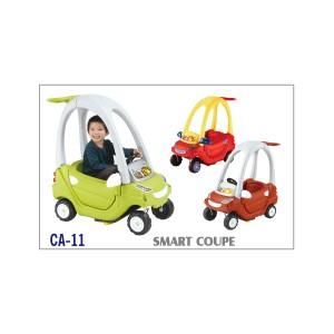 Rp.1.250.000        Info Lengkap Push Coupe CA-11     Untuk umur 1 - 6 tahun     Ukuran produk : 77.3 x 48.5 x 47 cm     Tersedia 3 pilihan warna : merah, hijau, UK