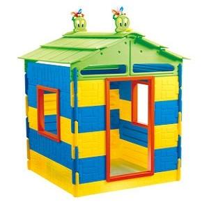 Info Lengkap Rumah Rumahan OT 09     Ukuran produk : 123 x 99 x 108 cm     Ukuran karton : 107 x 33 x 50 cm     Berat kotor : 21 Kg;  Berat bersih : 19 kg     Untuk umur 3 tahun keatas