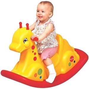 Rp.850.000        Info Lengkap Edu-play - Rocking Giraffe NP 1002     item : NP-1002     Age : 6 Months - 5 Ages     G.W : 4 kg     Carton Size : 82 x 38 x 52 cm